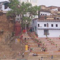 Il nostro albergo a Varanasi