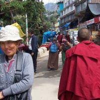 Passeggiando per Dharmsala