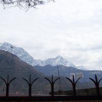 Ecco..... questa e' la catena dell'Himalaya